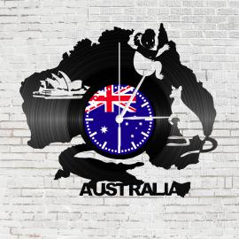 Bakelit óra - Ausztrália