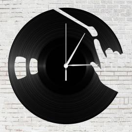 DJ bakelit falióra