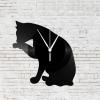 Macska bakelit falióra
